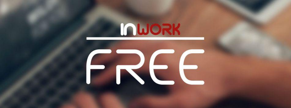 inWork Free - software de gestão grátis