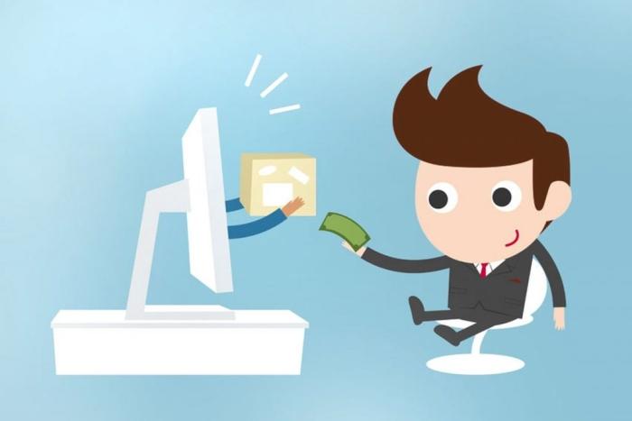 Facilidade das Lojas Online
