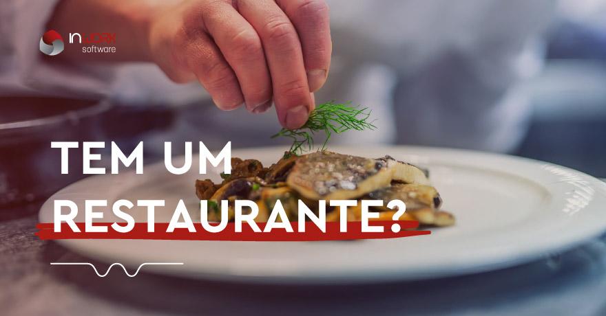 Tem um restaurante? Contacte-nos